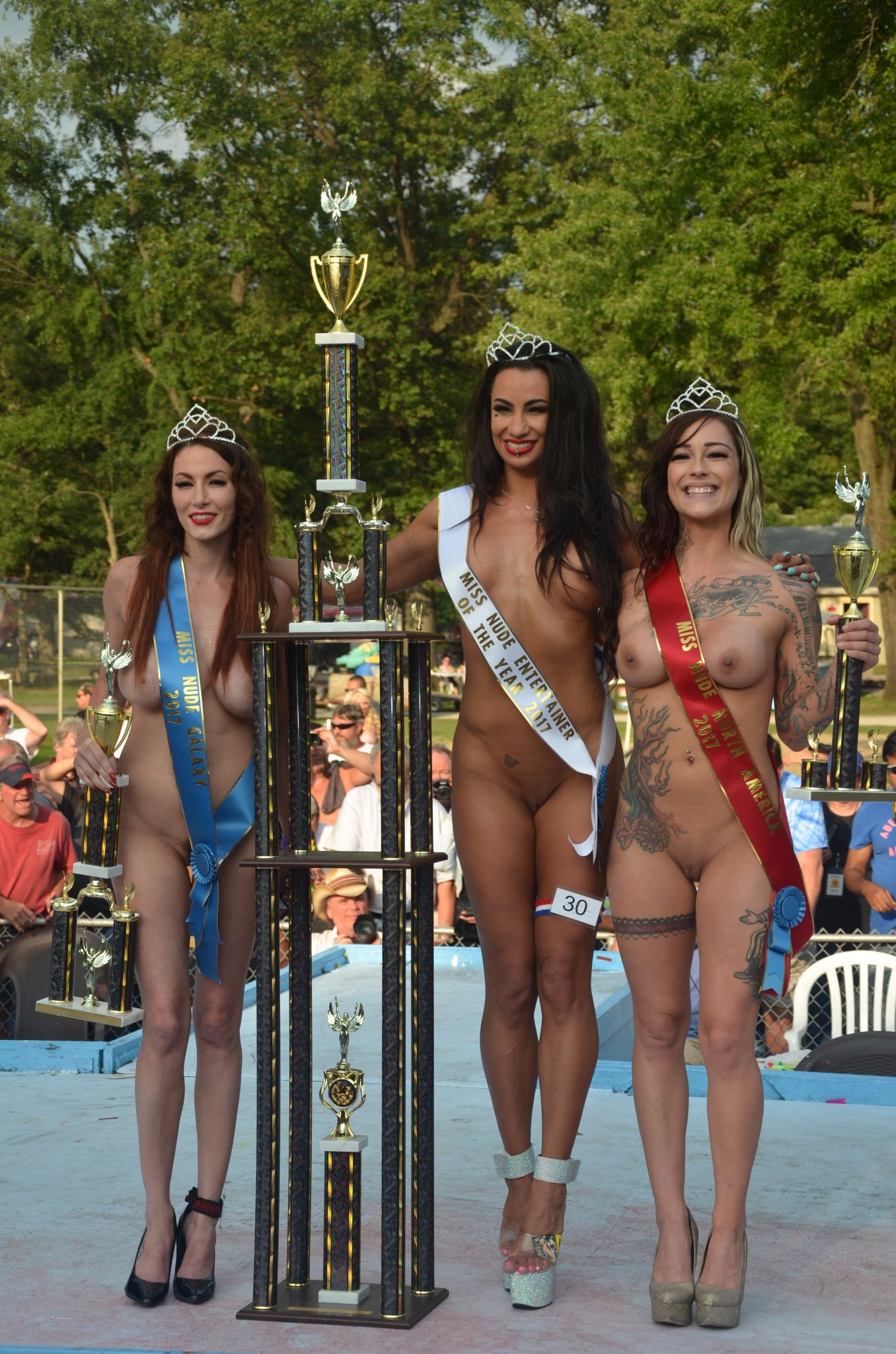 Miss nude Miss Universe: