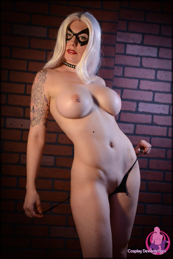 Sexy nude cosplays